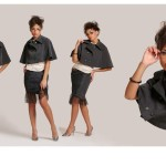 THE EXCITING ELEGANCE IN FERENC CSABAY'S COLLECTIONS