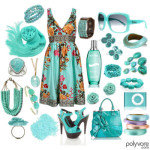 SPRING INSPIRATION: TURQUOISE