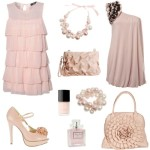 SPRING INSPIRATION – LIGHT PINK AND RUFFLES