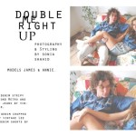 STYLE SHOOTING – DOUBLE ME RIGHT UP
