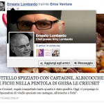StyleNotes featured - Chef Ernesto Lombardo