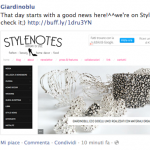 StyleNotes featured - GiardinoBlu 1