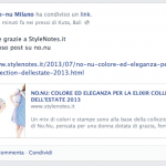 StyleNotes featured - NoNu Milano