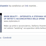 StyleNotes featured - Stefania Visentin Make Up Artist and Hairstylist