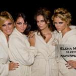 BACKSTAGE – ELENA MIRO' DURING MILAN FASHION WEEK