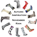 AUTUMN INSPIRATION – NOVEMBER RAIN