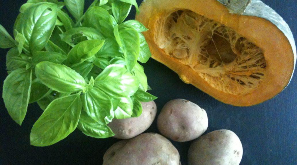 food blog vellutata zucca palate Nigella