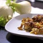 STYLE FOOD – VERDURE SI, MA CON TANTO STILE: GRATIN DI FINOCCHI AL LATTE