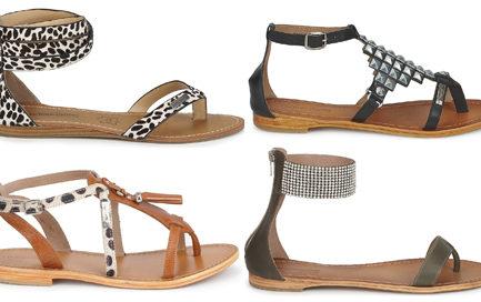 scarpe les tropeziennes spartoo borchie animalier