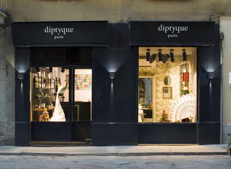 Diptyque Milano boutique brera profumi