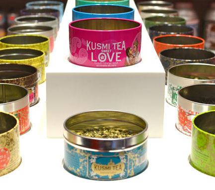 Kusmi Tea Milano Brera