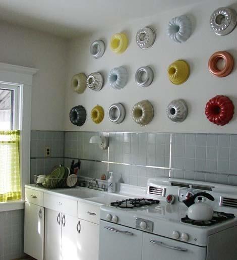 Kitchen wall decor 8 idee per decorare le pareti della cucina - Decorare le pareti della cucina ...