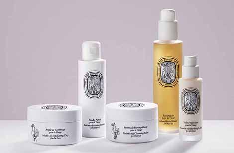 diptyque art du soin skincare viso beauty