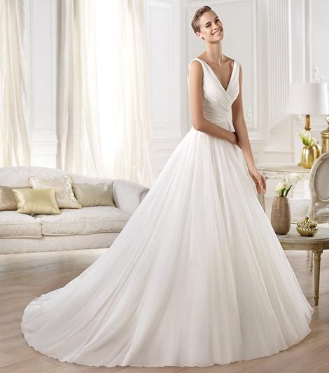 pronovias abito sposa 2014 atelier