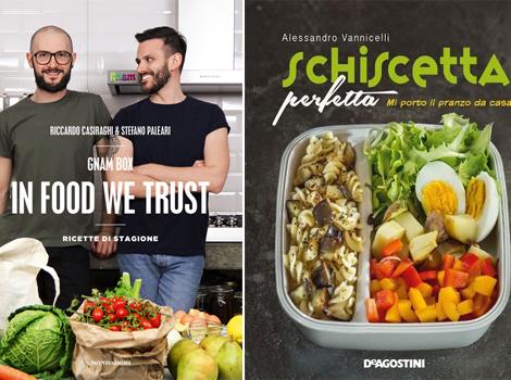 Libri di cucina ricette di stagione di gnambox e schiscetta perfetta - Libri di cucina consigliati ...