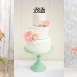 CAKE TOPPER: IDEE PER DECORARE LA WEDDING CAKE CON GUSTO E ORIGINALITÀ