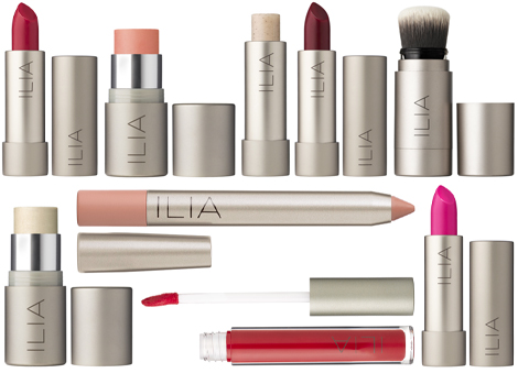 ilia beauty make up naturale organico