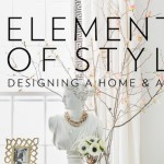 ELEMENTS OF STYLE: DAL BLOG NASCE IL LIBRO DI ERIN GATES SULL'INTERIOR DESIGN