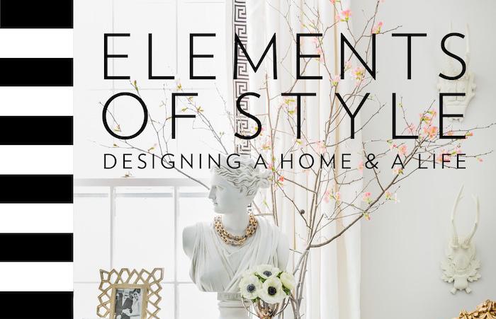 elements of style erin gates libro book blog interior design