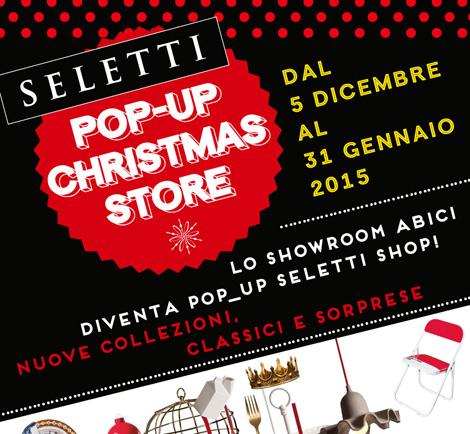 mercatini natale regali Milano Seletti temporary store
