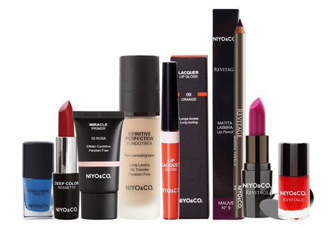 Niyo&Co make up cosmetici
