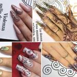 Unghie&Bellezza sceglie la nail art in stile Mehndi contro la violenza sulle donne