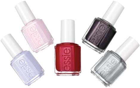 Essie winter collection 2016 smalti unghie