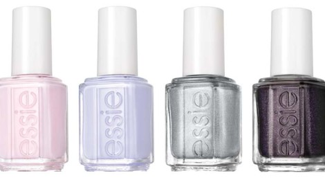 ESSIE: LA WINTER COLLECTION 2015 TRA COLORI GLACIALI, METALLICI E NATALIZI