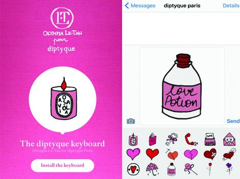 Emoji emoticon Tiger Diptyque Ikea Harper Bazaar Virgin Active Emojivation