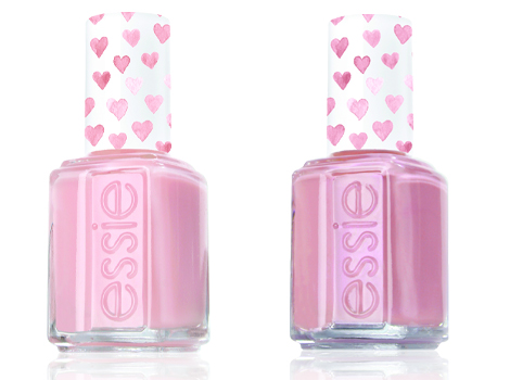 San Valentino Essie smalti sweet valentine limited edition