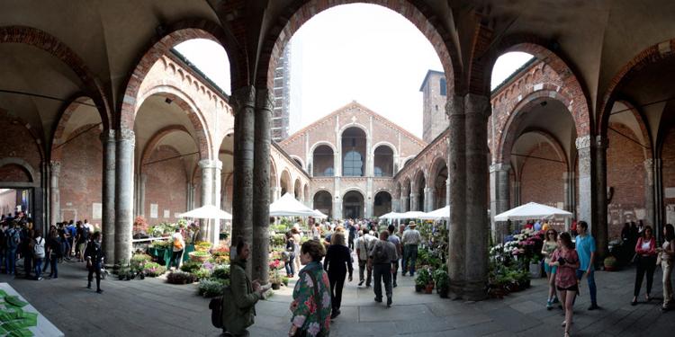 Milano eventi aprile natura fiori piante biologico