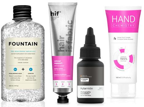 Deciem abnormal beauty company fountain hif hylamide