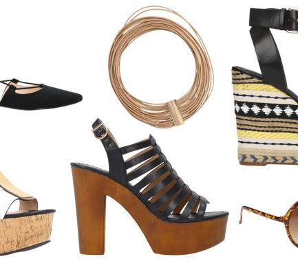 Primadonna collection primavera-estate 2016 scarpe borse