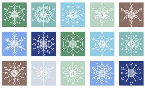 Calendari Avvento Calendario Natale 2016