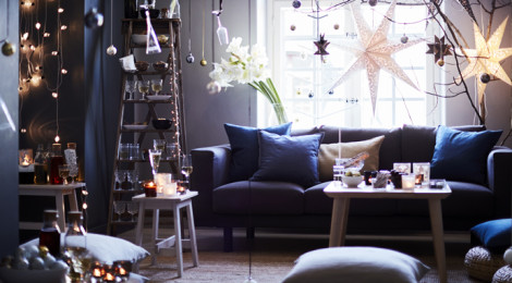 CHRISTMAS DECOR – LE DECORAZIONI IKEA PER NATALE E LA WINTER COLLECTION 2016