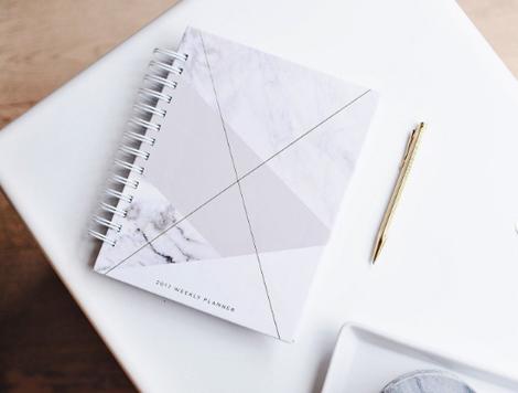 agende per freelance planner 2017