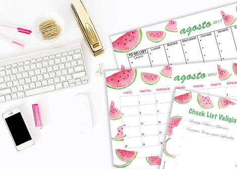 Calendario-sfondi-agosto-2017-freebie-gratis-watermelon-1