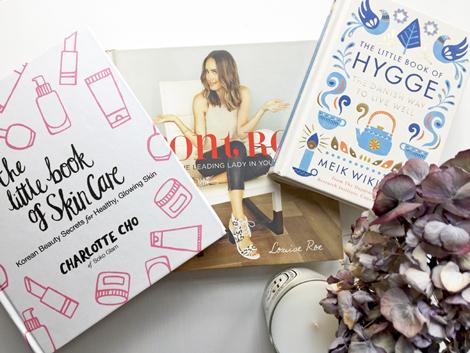 Libri lifestyle books korean skincare Hygge Front Roe