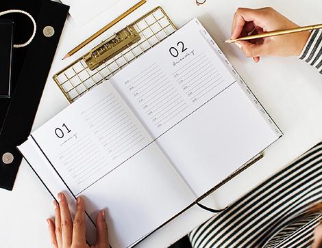 agende planner 2018