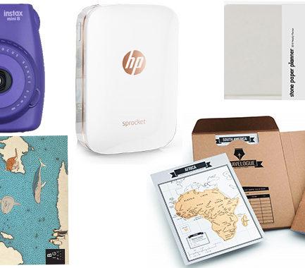 Idee Regalo per viaggiatrici gift guide