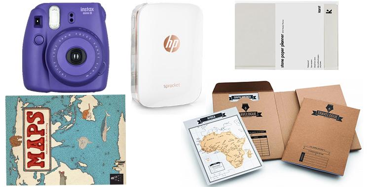 Idee regalo per viaggiatrici curiose e sognatrici for Idee regalo collega di lavoro
