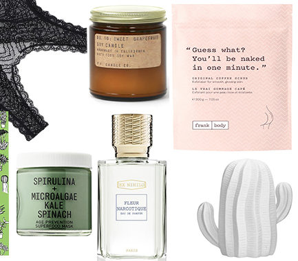Wishlist beauty parfum candela-lingerie libri book home decor