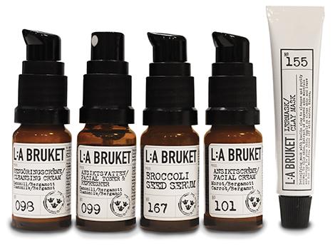 La:bruket cosmesi svedese naturale biologica handmade