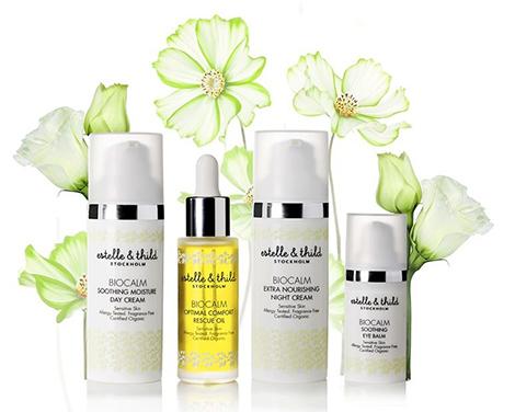 Estelle Thild cosmetici biologici svezia