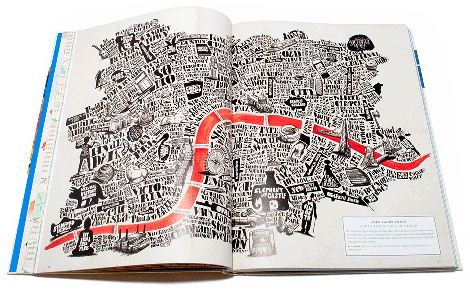 Libri illustrati mappe illustrate