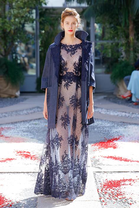 Luisa Beccaria moda primavera estate 2018 natura