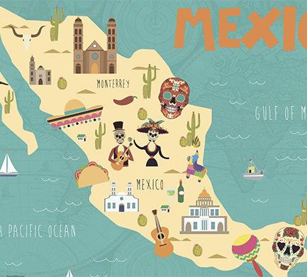Messico on the road itinerario roadtrip