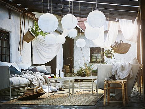 Ikea Staycation Sommar 2018 estate città