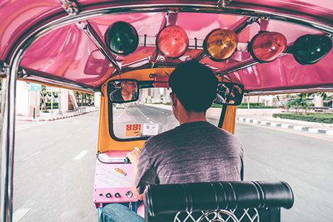 Thailandia Thailand itinerario Bangkok Phi Phi Phuket