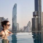 AMARA BANGKOK HOTEL:  L'ALLOGGIO PERFETTO IN CITTÀ TRA INFINITY POOL E VISTA PANORAMICA